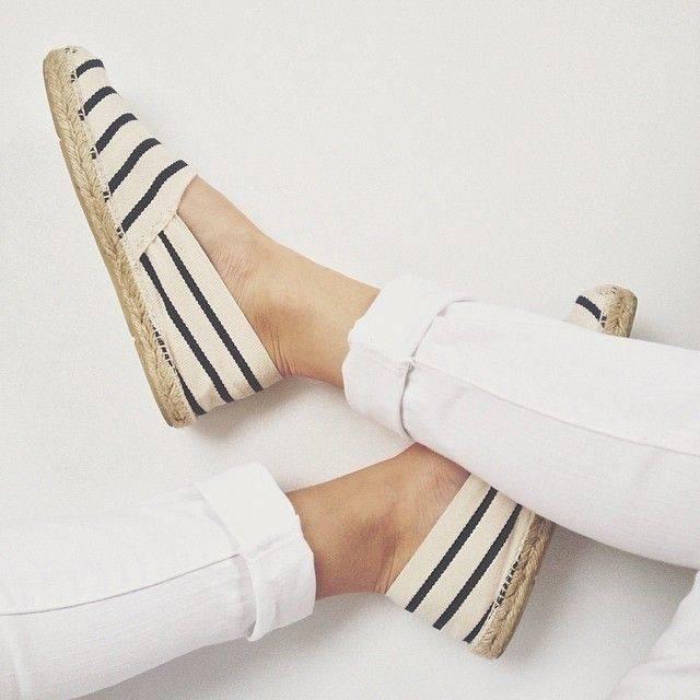 Sapatos que são a cara do verão