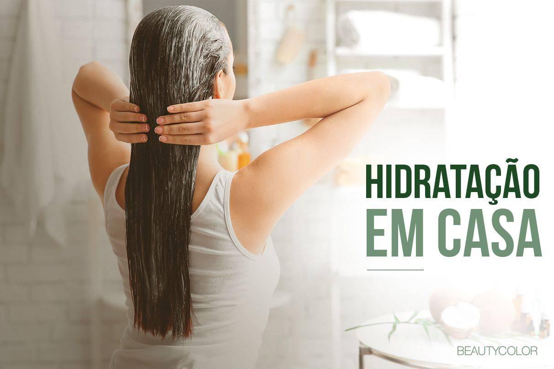 Hidratação em casa: saiba como cuidar dos seus cabelos com receitas caseiras