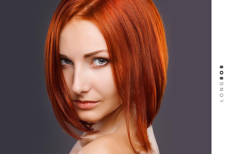 Os cortes de cabelo do momento para ruivas